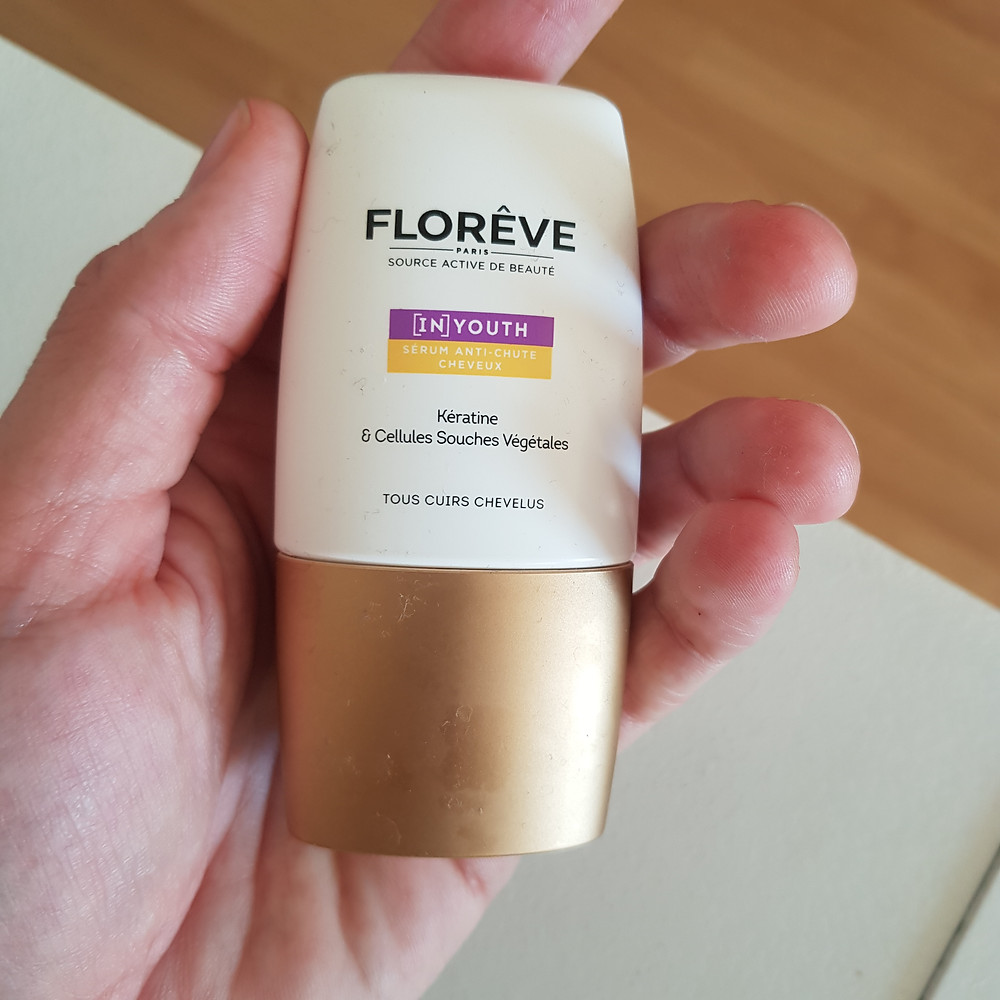 soin pour cheveux à base Kératine de Florêve