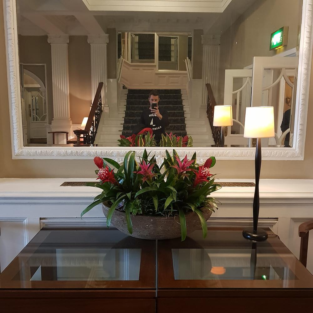 hôtel Balmoral d'Edimbourg