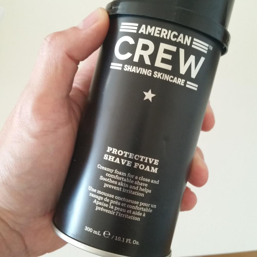 Mousse de rasage American Crew