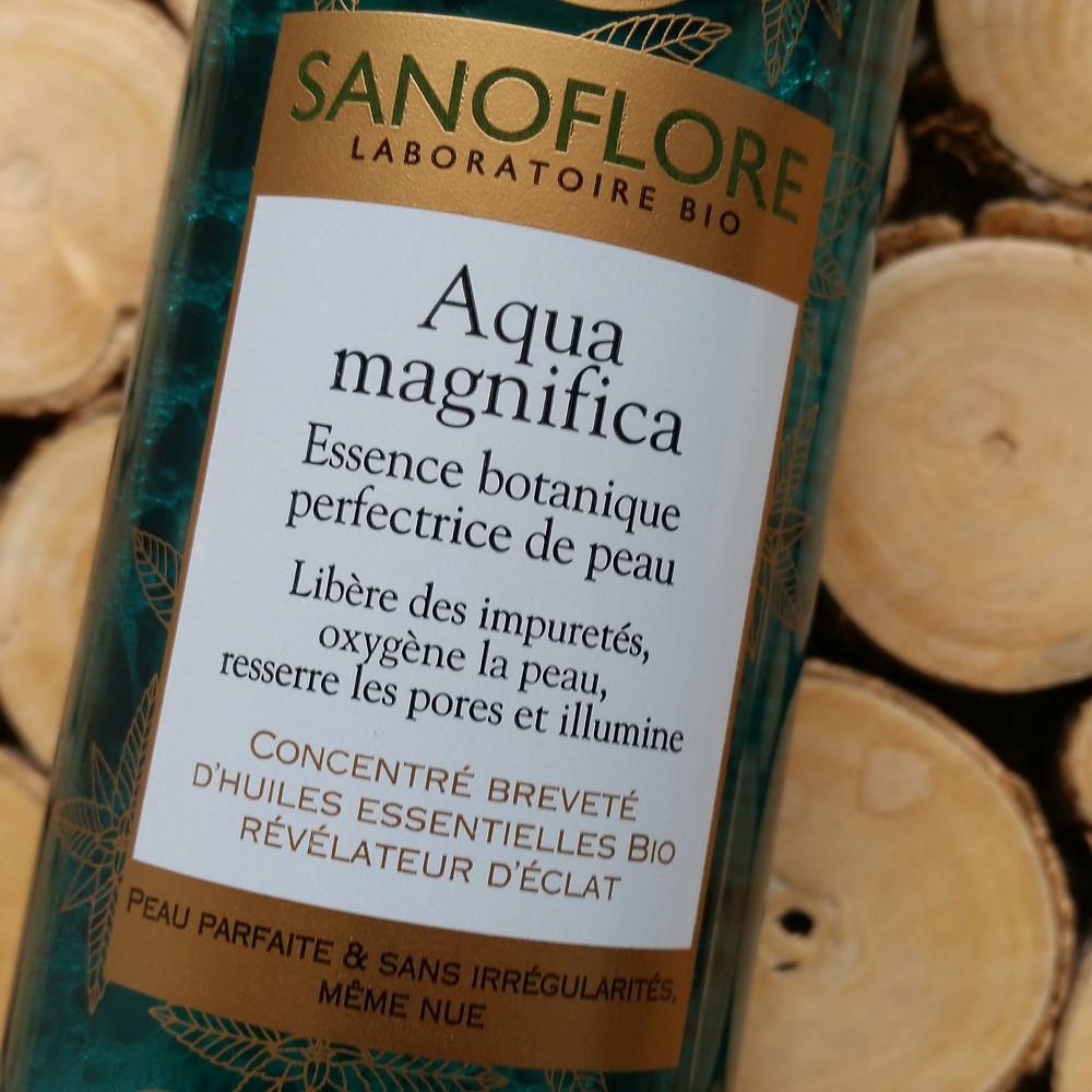 Eau Aqua Magnifica sanoflore