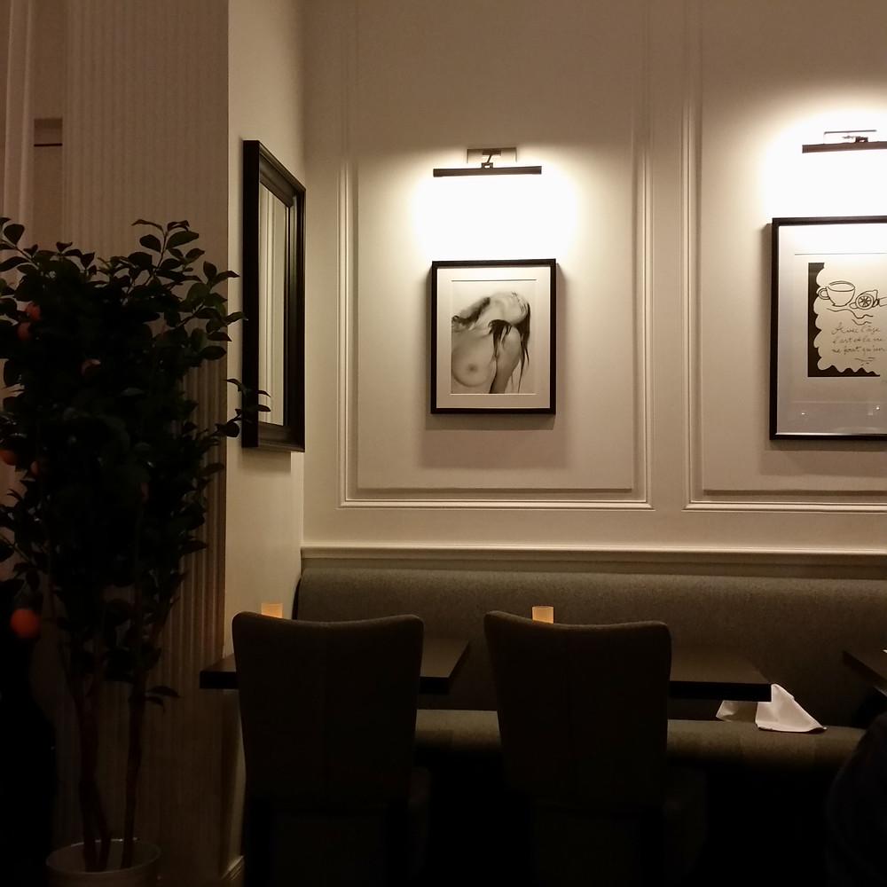 Restaurant Séjour Café Nice