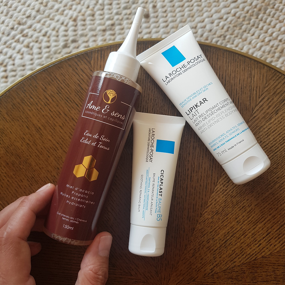 routine soin de la peau après exposition au soleil