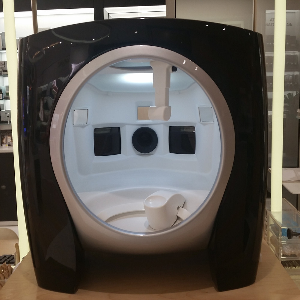 Machine Visia Dermacenter