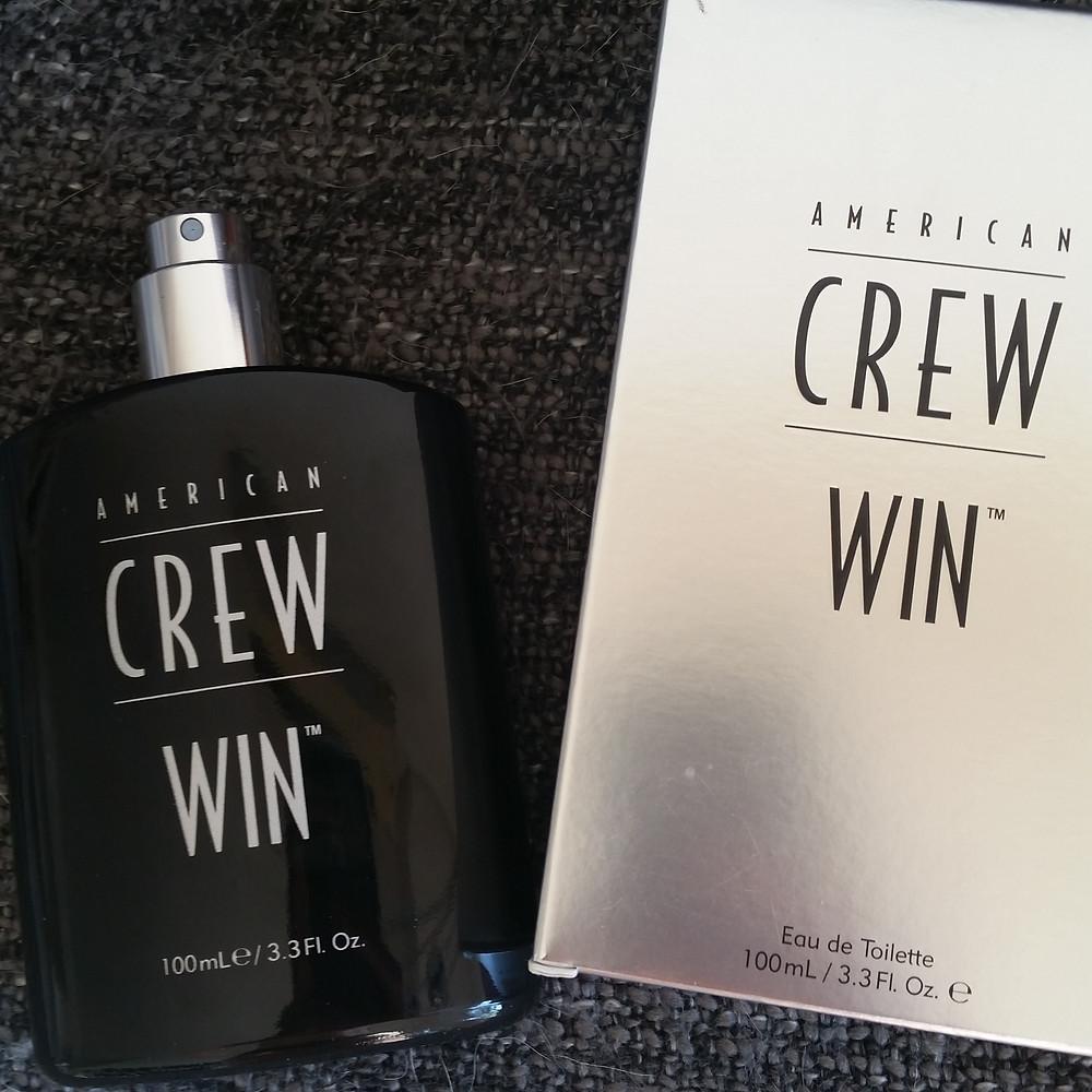 Win American Crew parfum