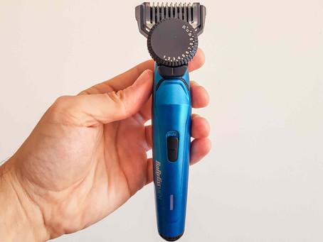 J'ai testé la tondeuse barbe T890E Japanese Steel de BaBylissMen, mon avis