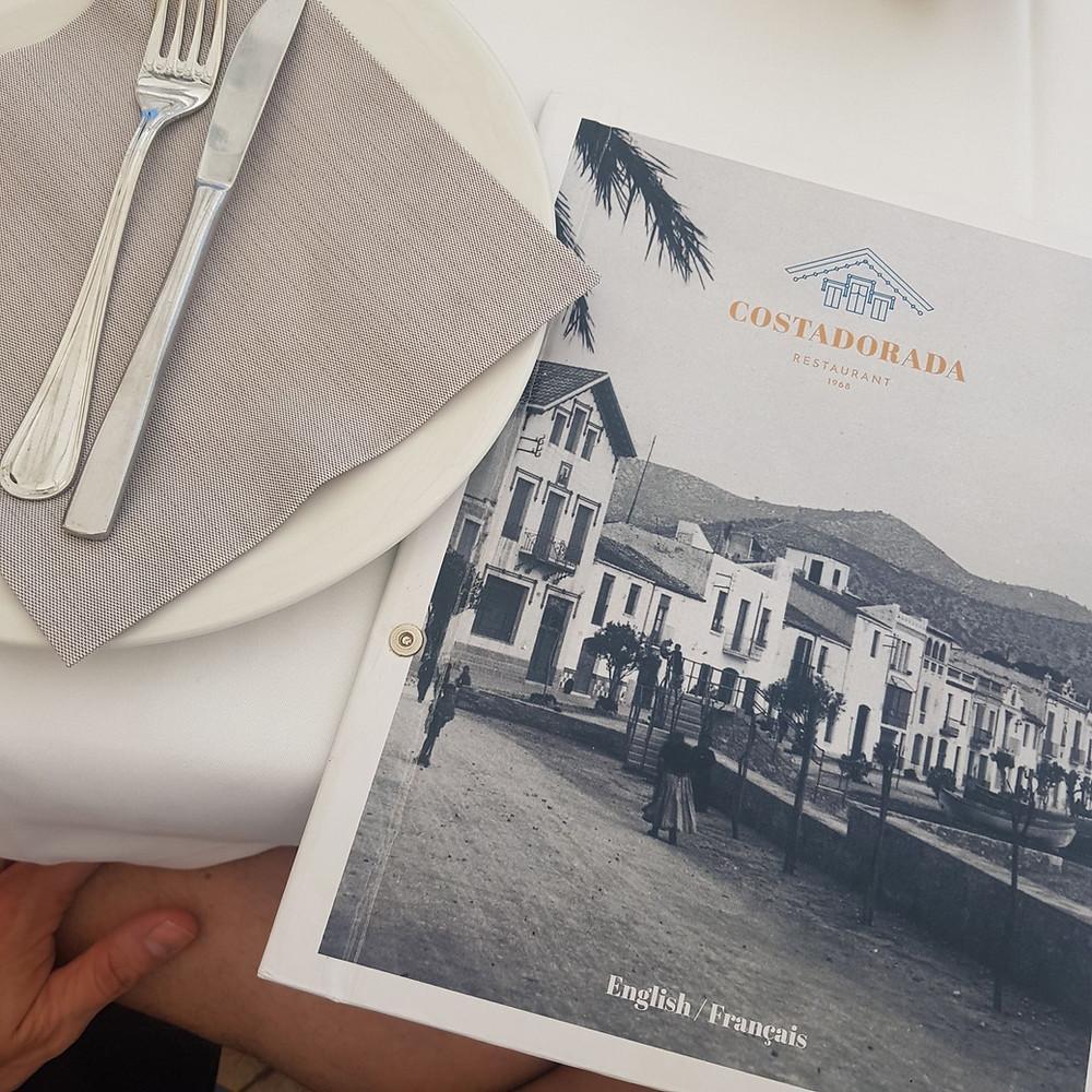 restaurant Costadorada Sitges