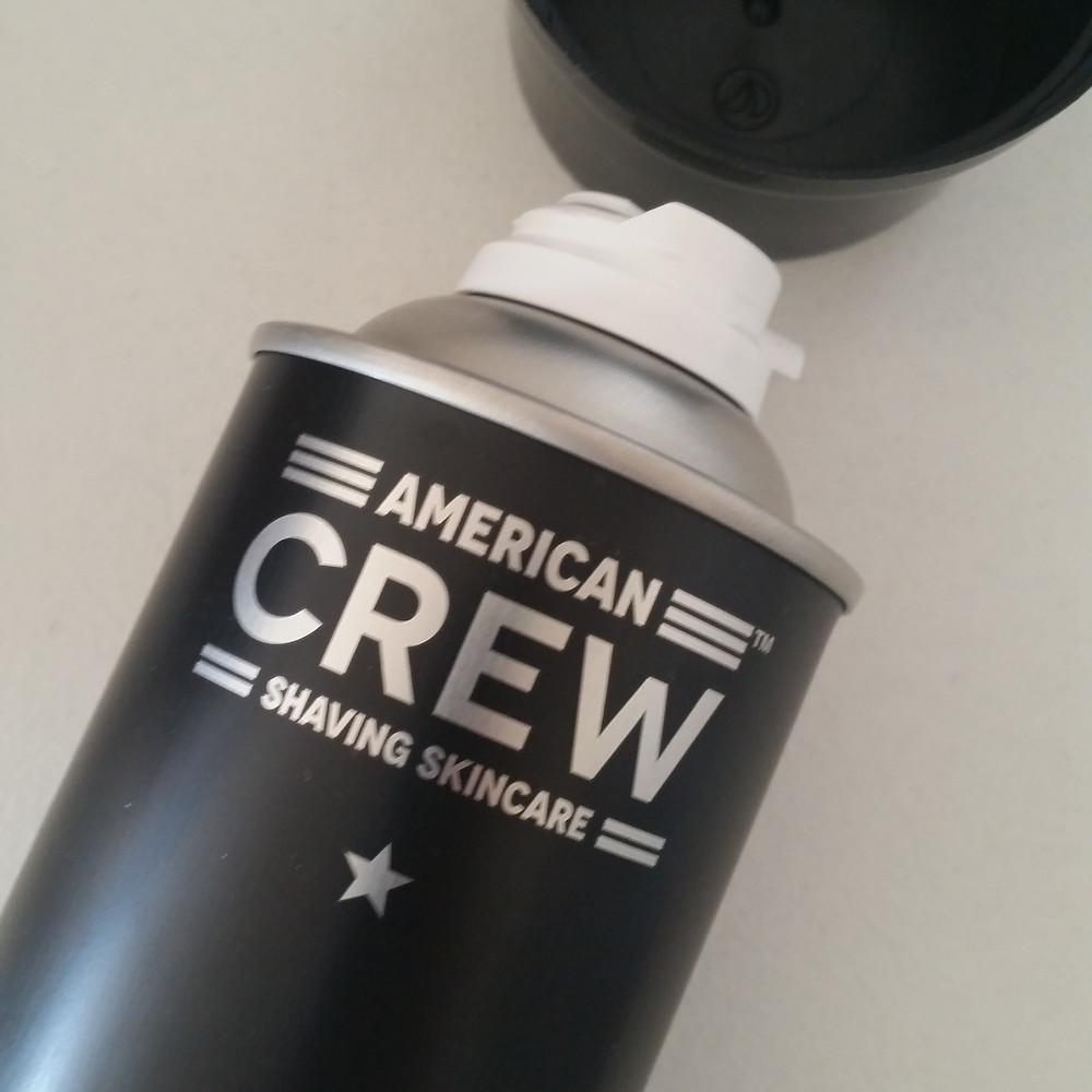 Produit mousse à raser American Crew