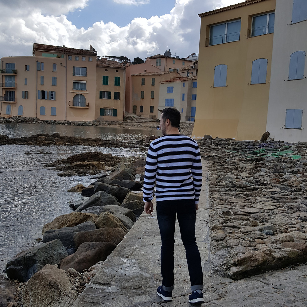 Balade dans Saint Tropez
