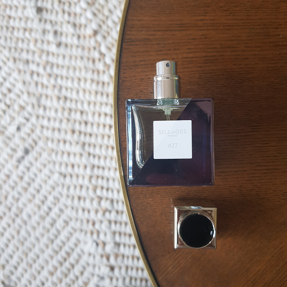 Parfum personnalisé Sillages Paris
