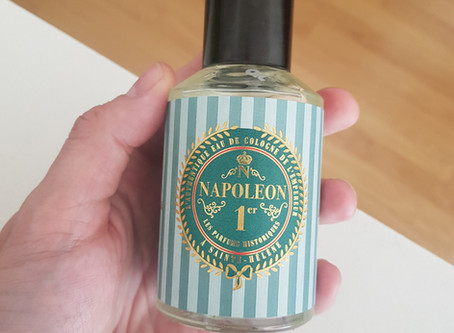 Comment se parfumait Napoléon 1er ? Découvrez son Eau de Cologne.