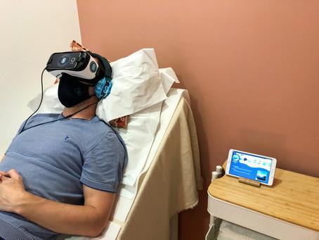 J'ai testé la relaxation immersive chez Innov Institut, mon avis
