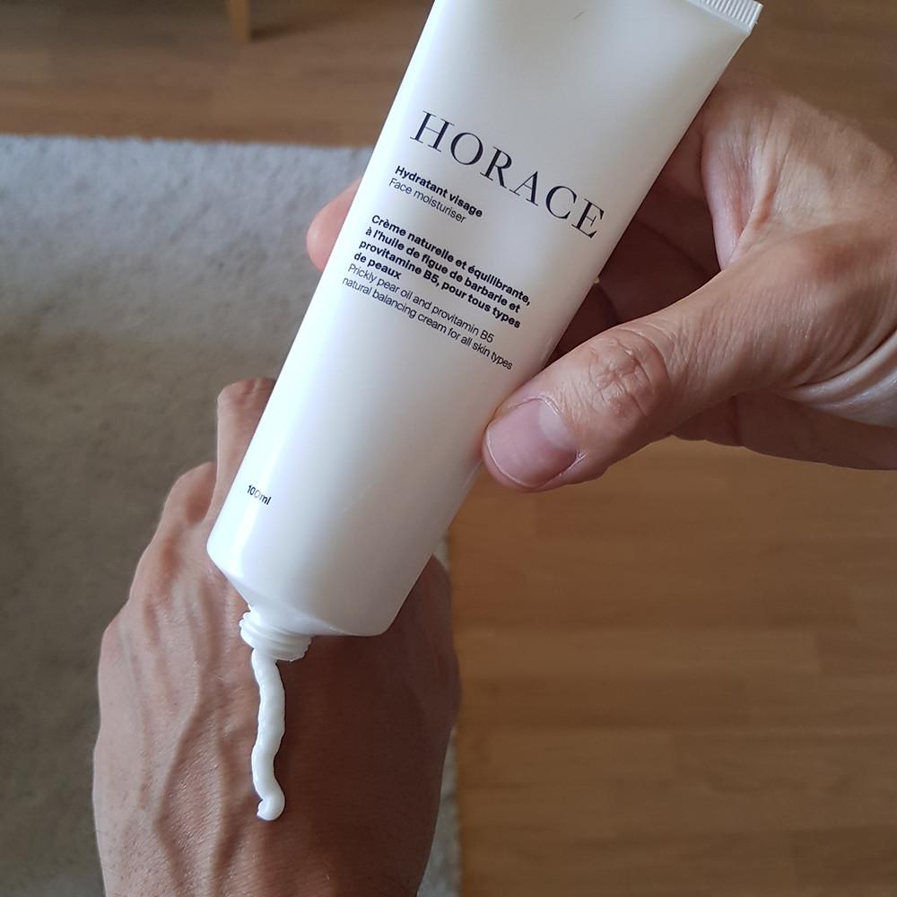 Hydratant visage Horace