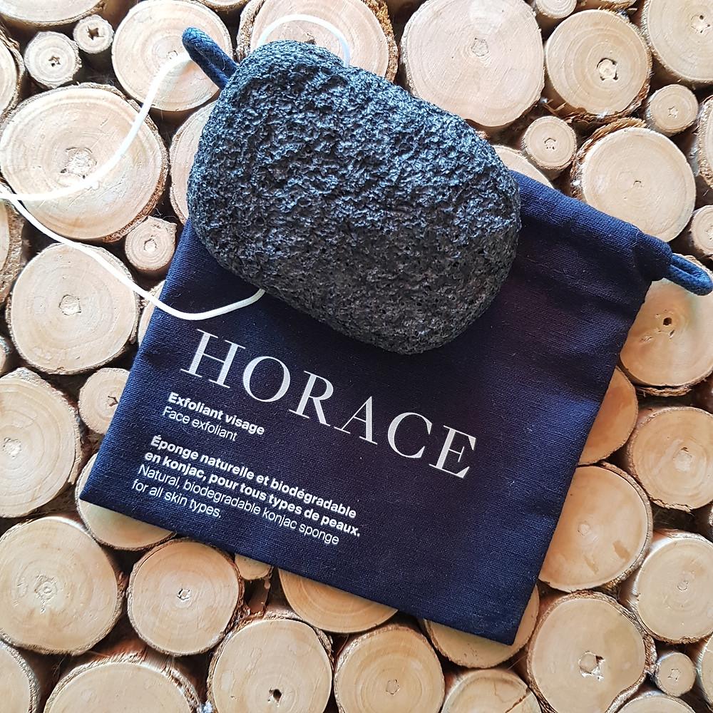 éponge en konjac Horace