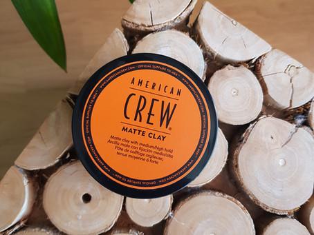 J'ai testé Matte Clay, la nouvelle pâte à l'argile coiffante d'American Crew
