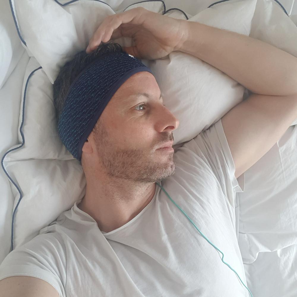 bandeau sonore pour s'endormir HoomBand