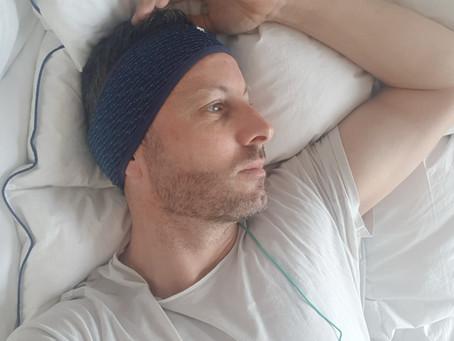 J'ai testé HoomBand, le bandeau sonore pour s'endormir, mon avis.