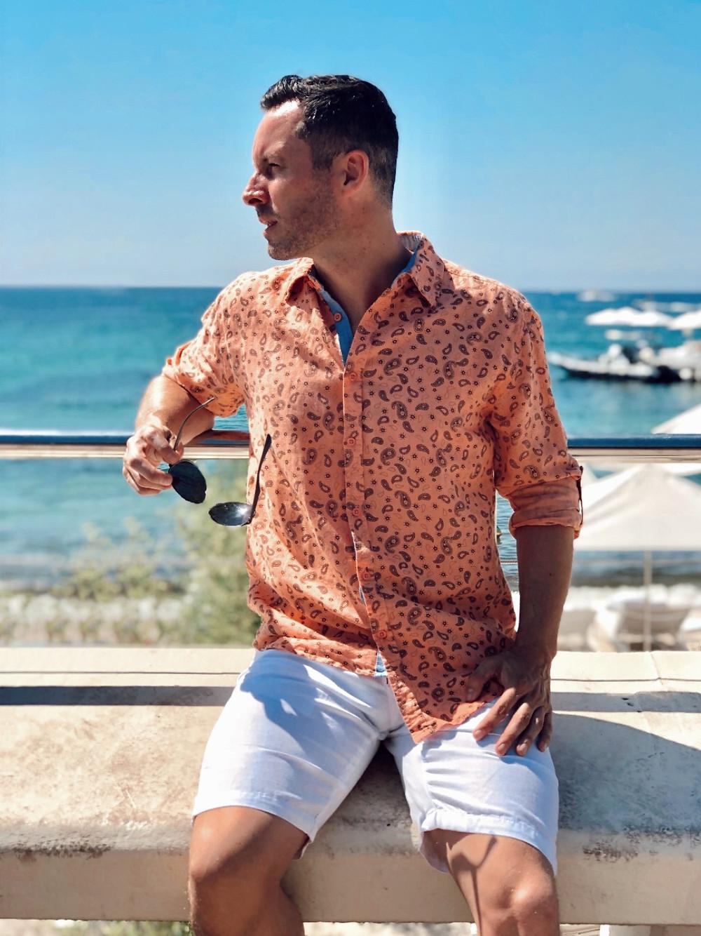 chemise en lin La Compagnie du Lin