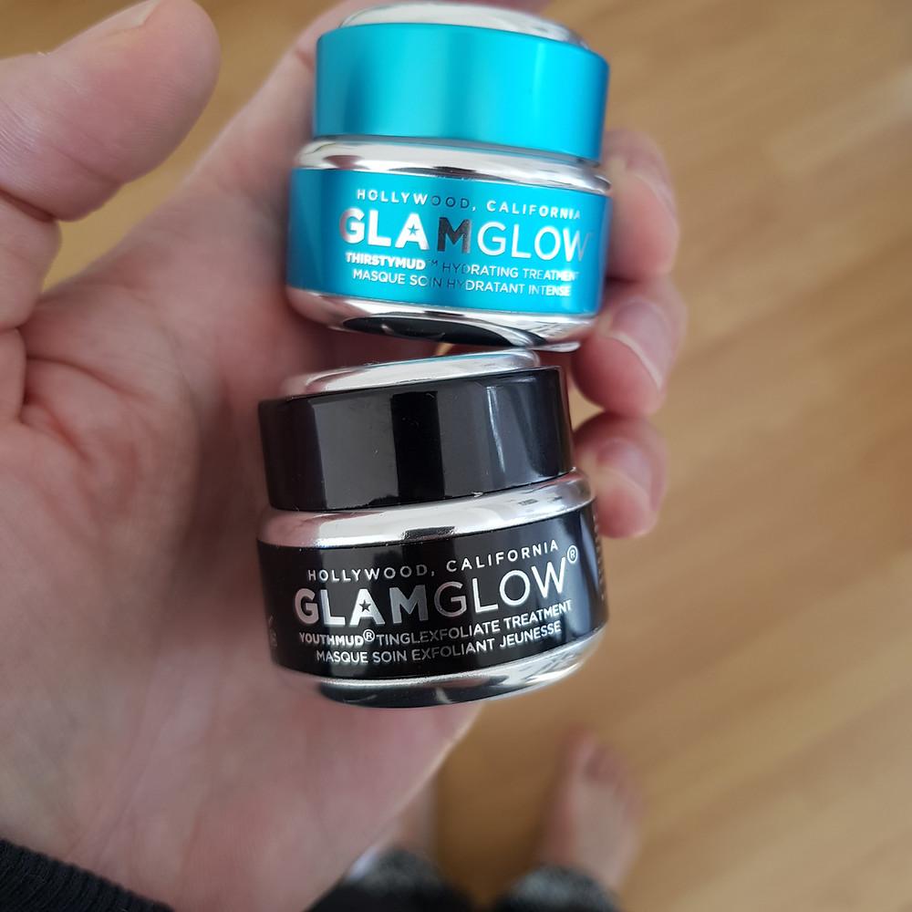 masques Glamglow