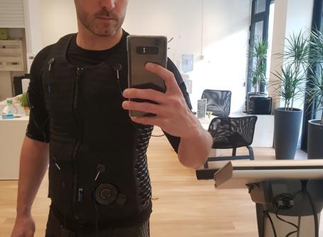 J'ai testé l'électrostimulation Miha Bodytec avec Bodyhit : mon retour d'expérience !