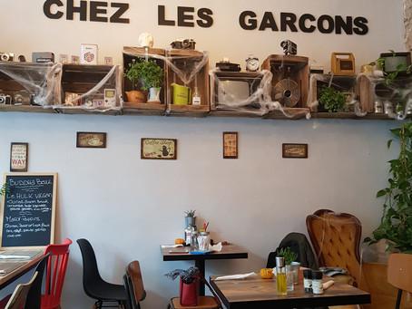 J'ai testé Chez les Garçons, coffee shop vintage à Nice