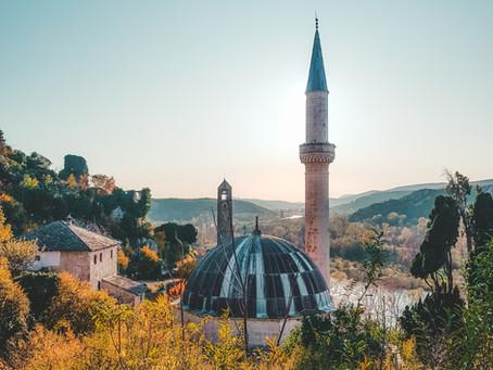 Voyage en Bosnie-Herzégovine : partie 1, Mostar et le sud-est
