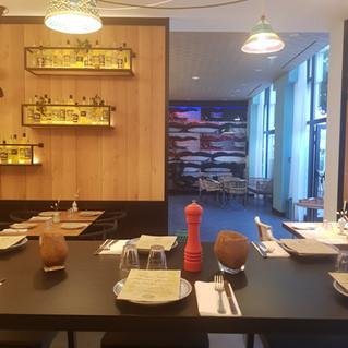 Restaurant à Nice, Mi amici