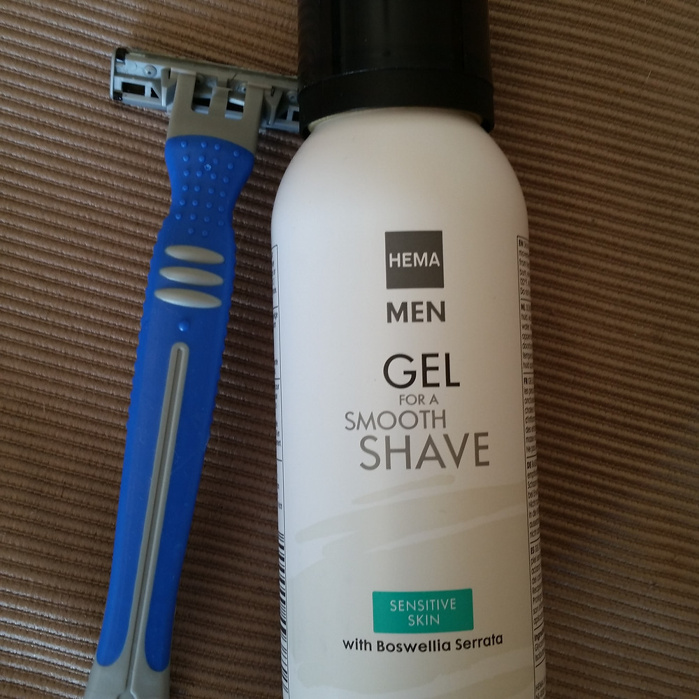 Gel à raser Hema Men