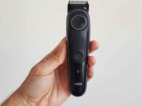 J'ai testé la tondeuse à barbe Beard Trimmer BT 3242 de Braun, mon avis