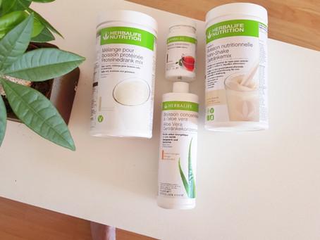 J'utilise les produits Herbalife, mon avis complet