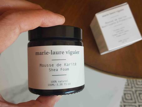 Mousse de karité de Marie-Laure Viguier, mon avis