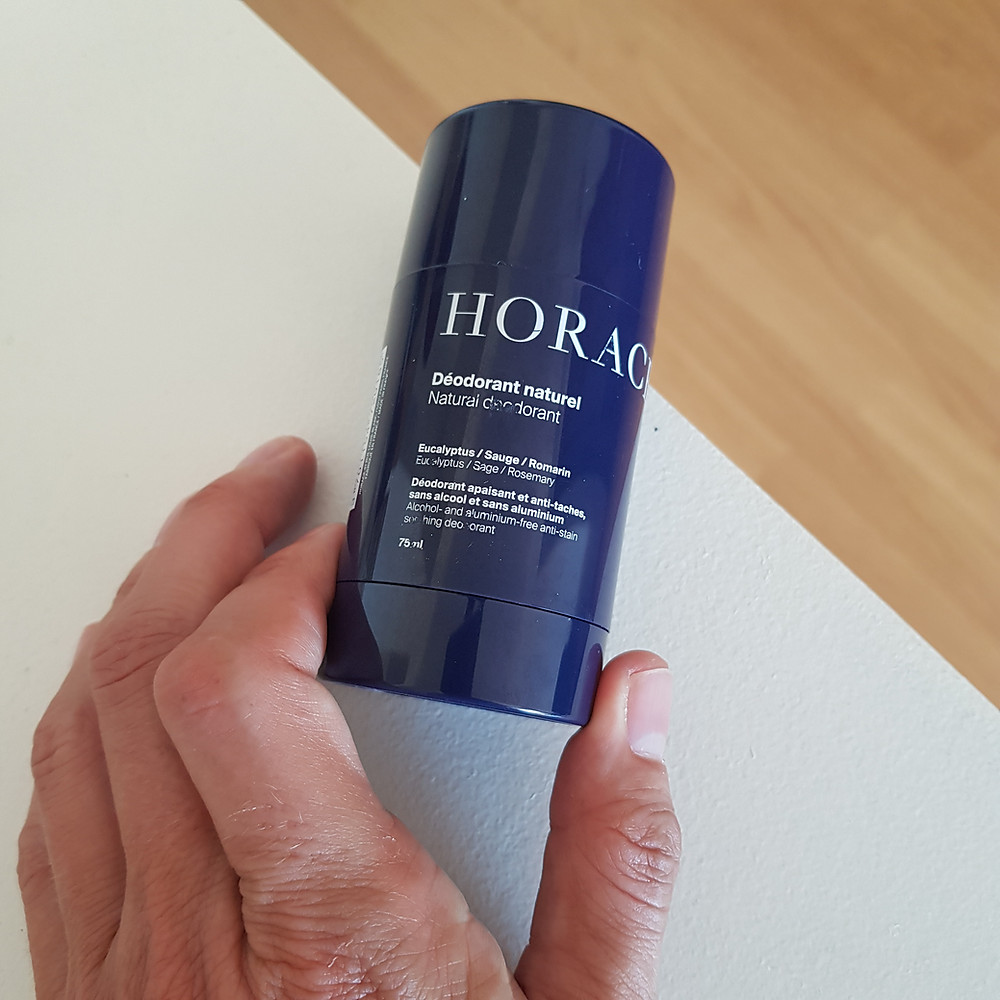 Déodorant naturel Horace