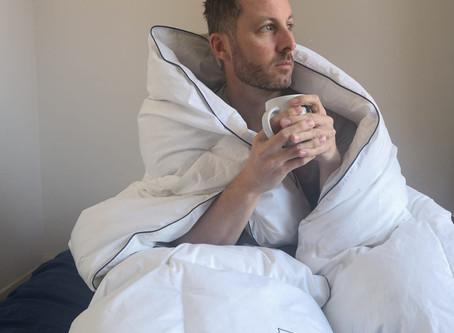 Je dors avec l'incroyable couette de Tediber, test et avis !