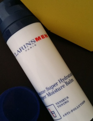 Baume Super Hydratant Clarins Men, mon avis