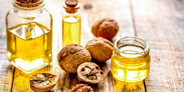 bienfaits huile de noix barbe
