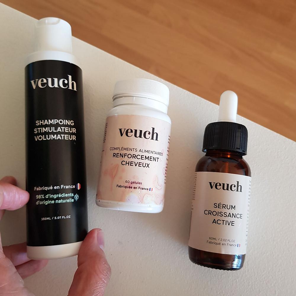 traitement anti chute Veuch