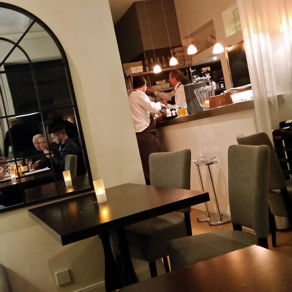 Séjour Café à Nice