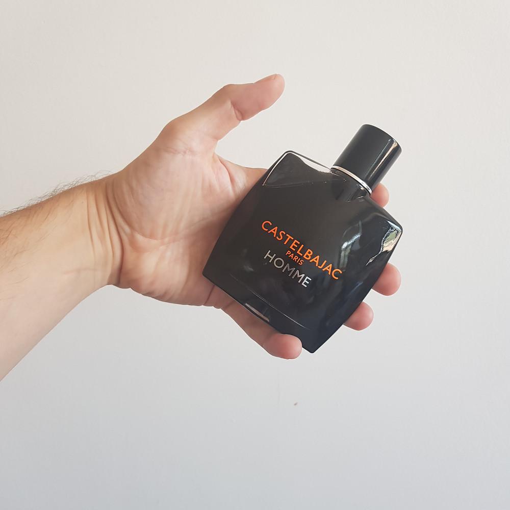 Parfum pour homme Castelbajac