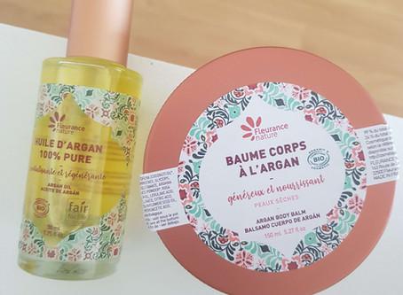 Les bienfaits de l'huile d'argan pour la peau