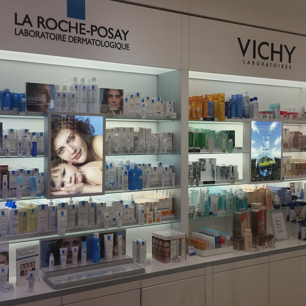 Boutique Dermacenter Paris