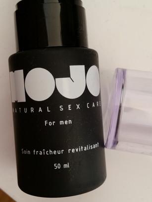 Hygiène intime pour homme, mon avis sur Mojo Natural Sex Care
