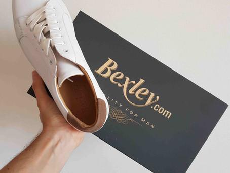 J'ai testé la sneaker Inglewood blanc de Bexley, mon avis