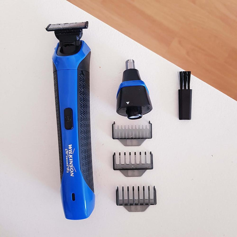 tondeuse multi-usage Shave & Style de Wilkinson