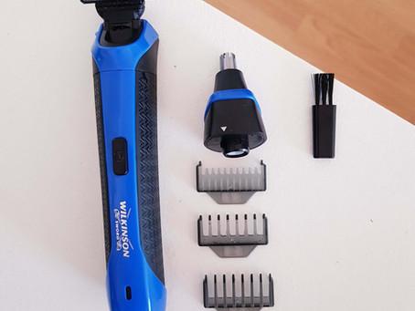 J'ai testé la tondeuse Shave & Style de Wilkinson, mon avis