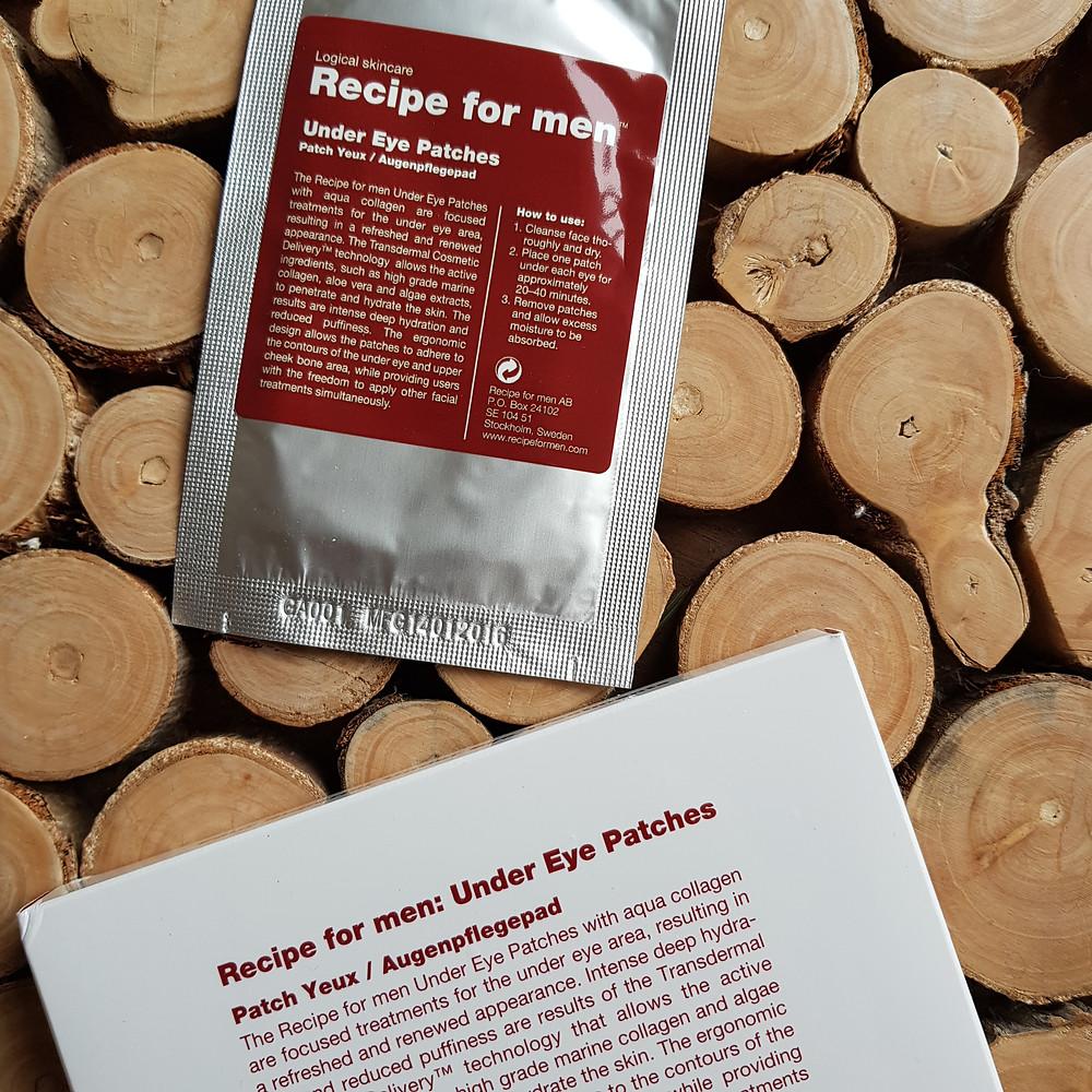 patch anti-cerne Recipe For Men