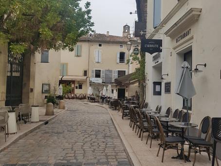 Visite du village de Lourmarin dans le Luberon, un gros coup de cœur.