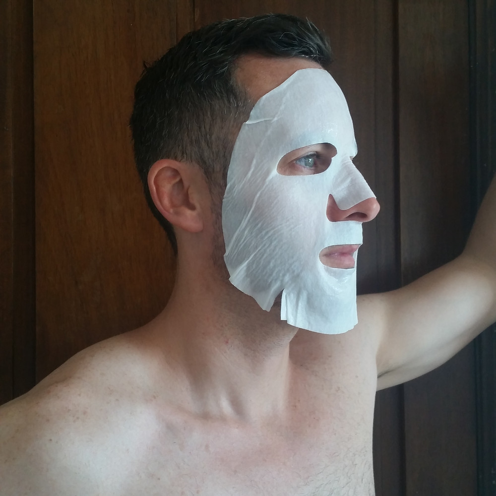 Masque visage Egg Cream Mask de Too Cool For School, mon avis