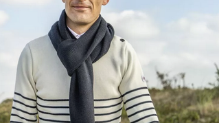4 façons de porter le pull marin pour homme