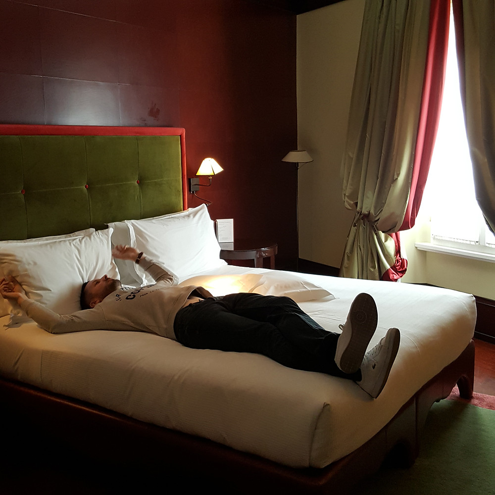 Chambre Hotel Orologio Florence
