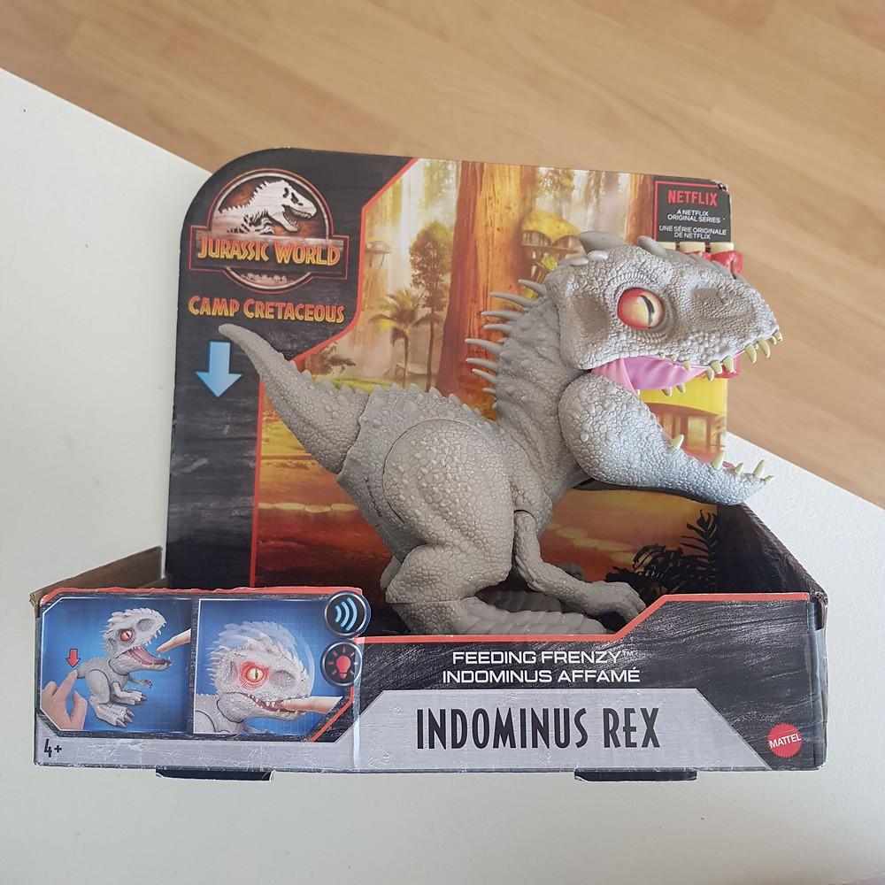 Bébé Indominus Rex de Jurassic World