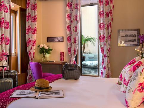 [Presse] Campagne Octobre Rose pour le groupe 3A Hôtels à Nice